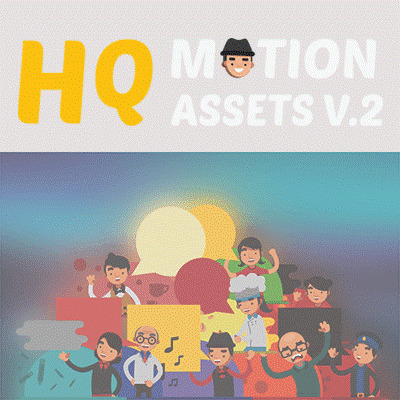 HQ Motion Assets V.2 review - HQ Motion Assets V.2 sneak peek features